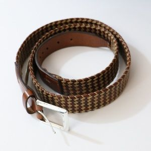 Martin Dingham leather belt size 40